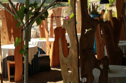 7 - bosco di sedie/forest of chairs
