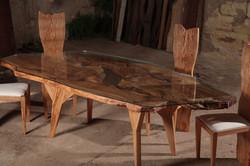 14 - tavolo scultura/sculpture table