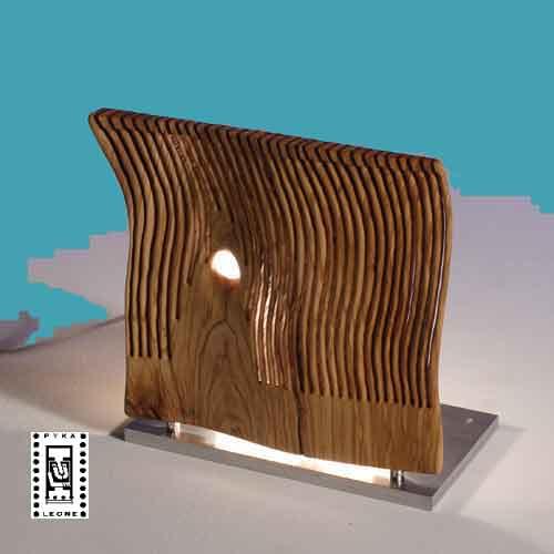 17 - lampada Eliotropica da tavolo