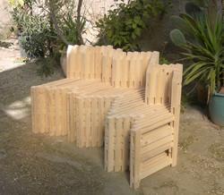 18 - panchina/bench Sganga