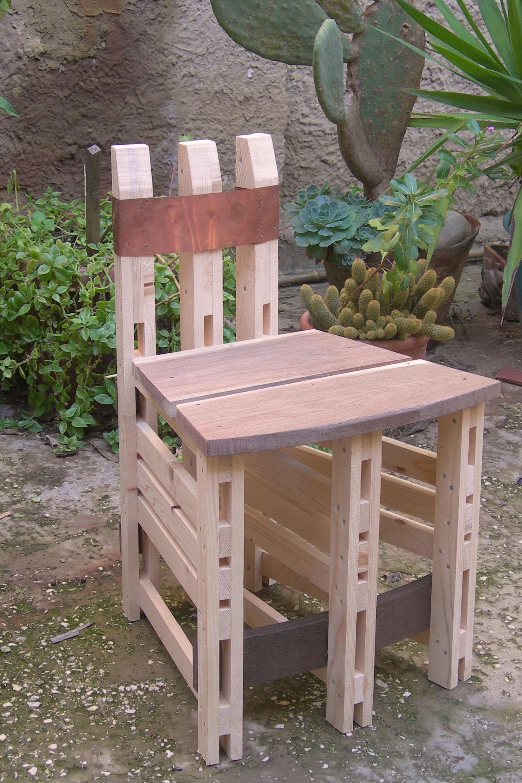 8 - sedia/chair Sganga