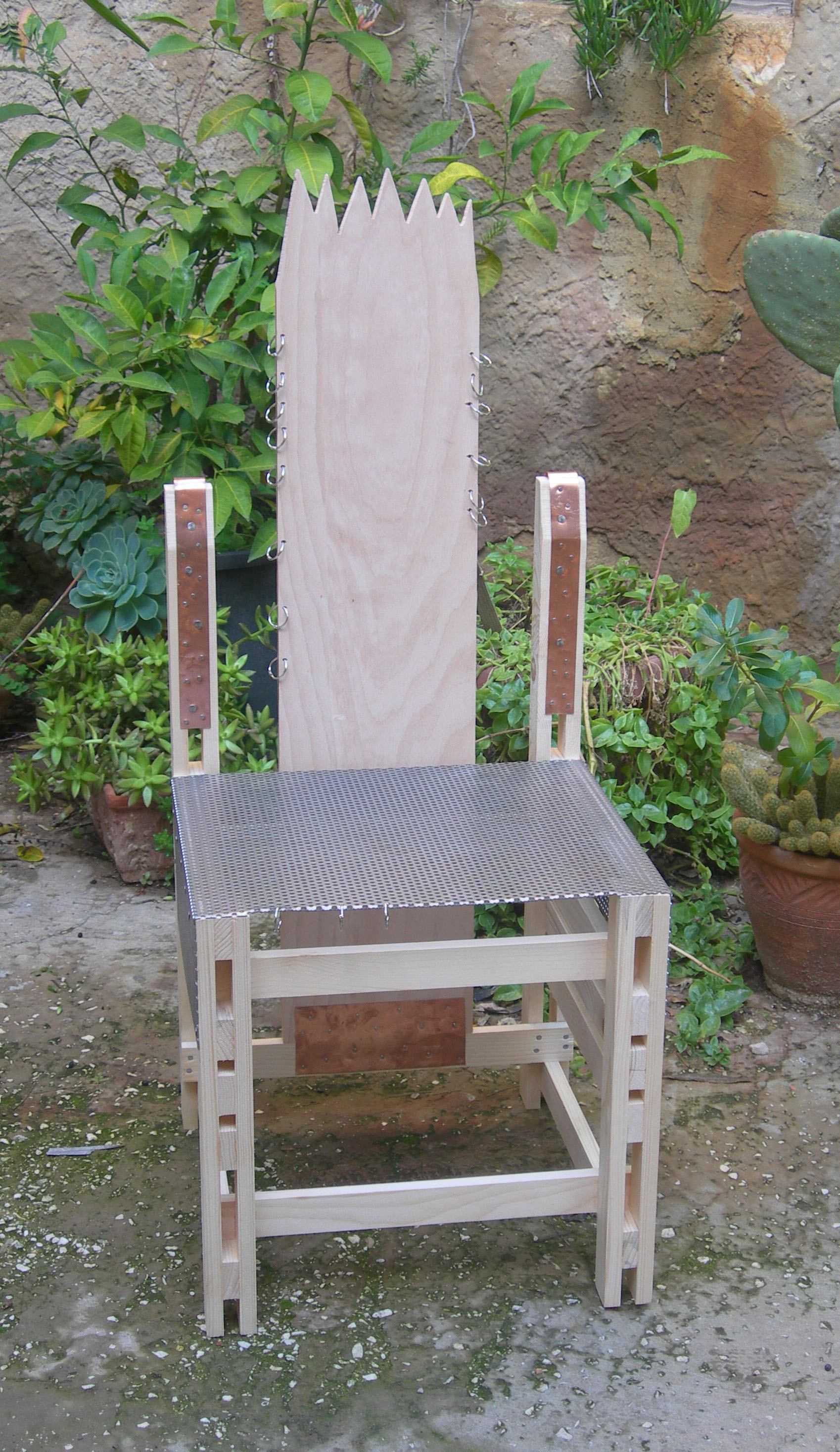 25 - sedia/chair Sganga