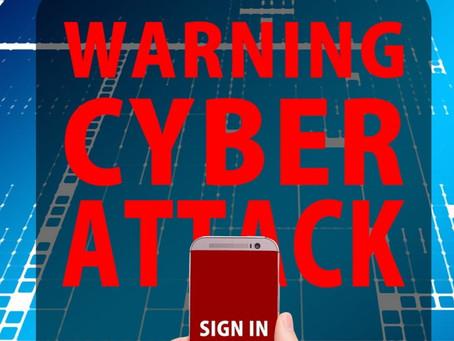 Cybercrime. Always under threat.