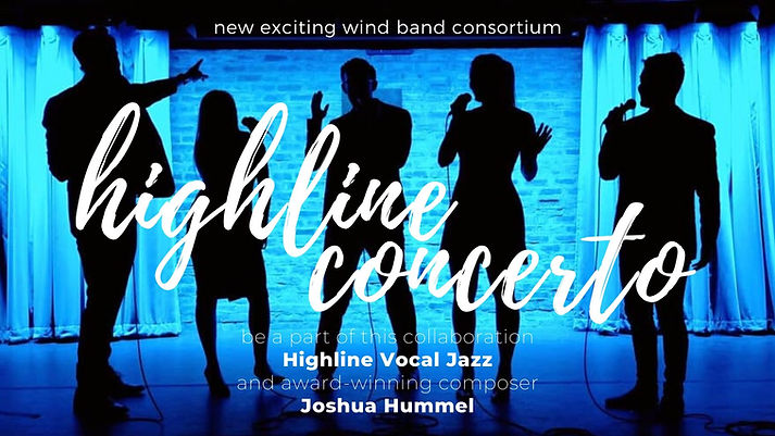 be a part of this collaboration Highline