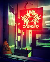 Live Cooked Crabs, 2016.jpg Digital phot