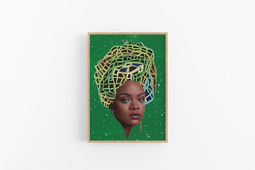 Limited Edition Green No. 1 - Rihanna