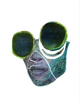 Kara Mshinda_Untitled (Detached), 2021