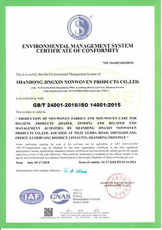 Environmental Management System Certific