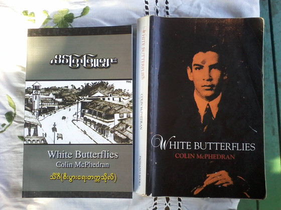 White Butterflies Translated