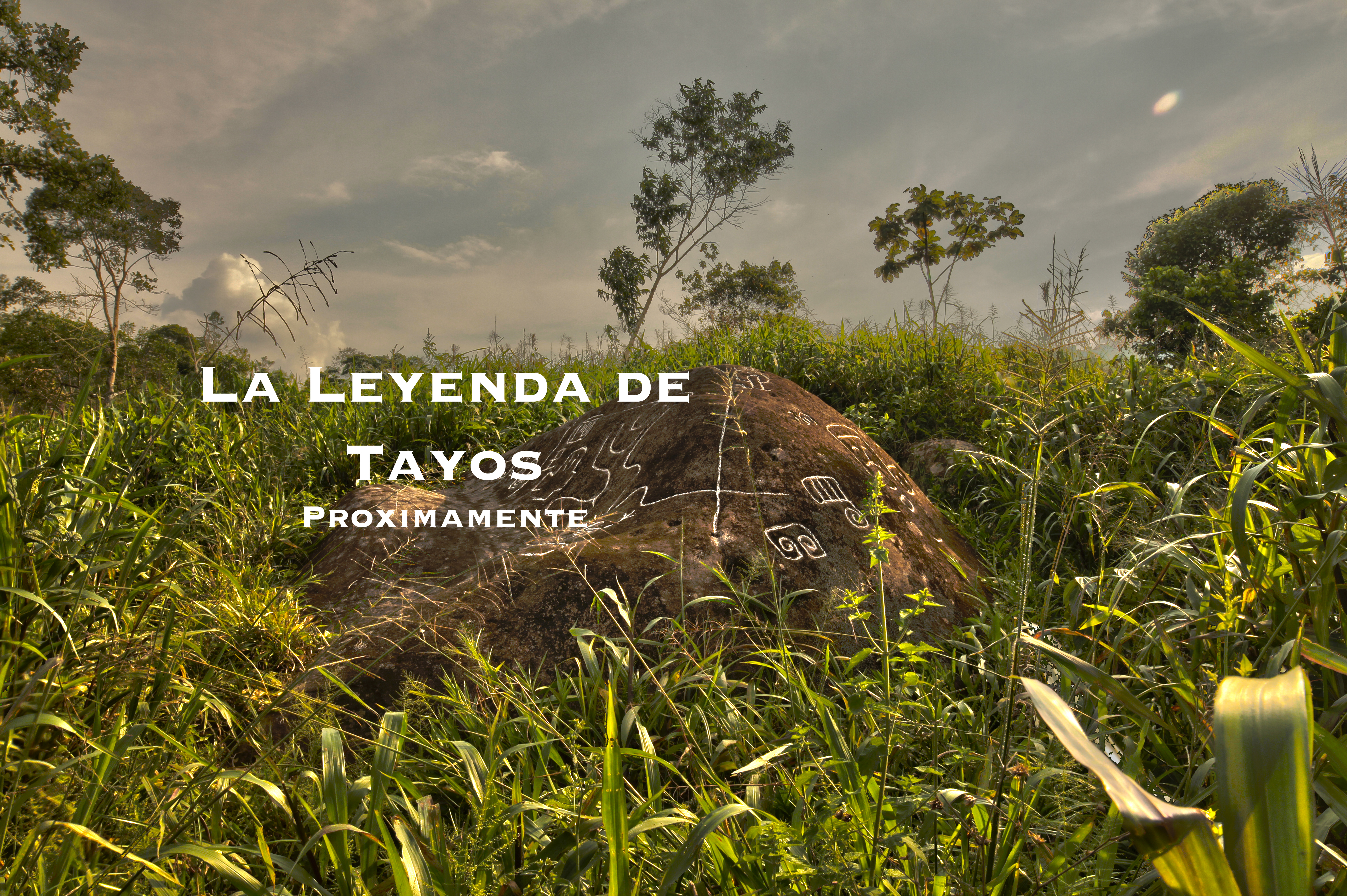 The Legend of Tayos
