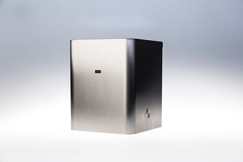 Toicube brushed stainless steel