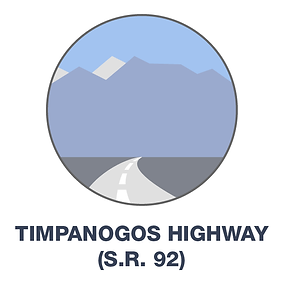 Link to Timpanogos Highway Final configuration