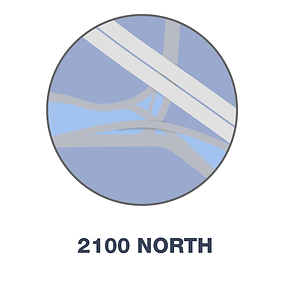 Link to 2100 North Final configuration
