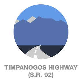 Link to Timanogos highway (S.R. 92) Final configuration