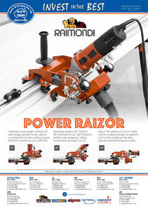 Raimondi Power Raizor