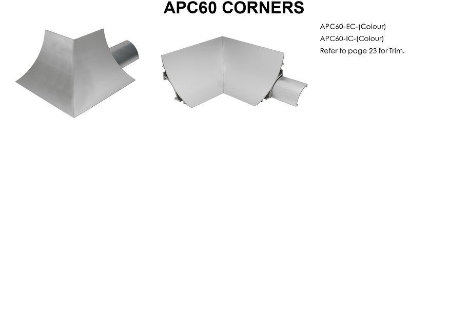 APC60 Corners