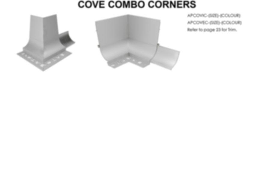 Cove Combo Corners