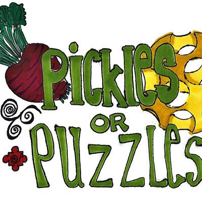 Pickleball or Pickles