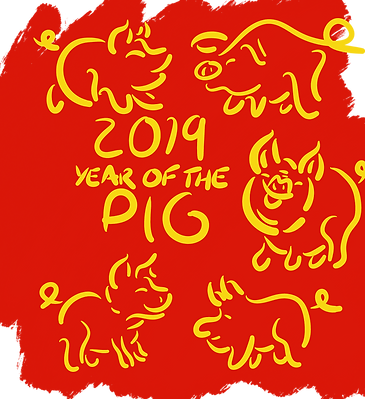 CNY Pig