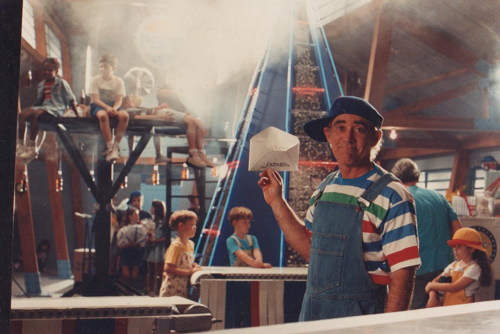 Comercial A fábrica da Pepsi Cola