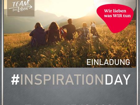 Inspiration Day 15.10.2021