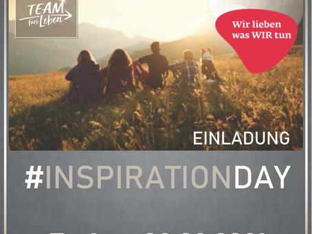 Inspiration Day 03.09.2021