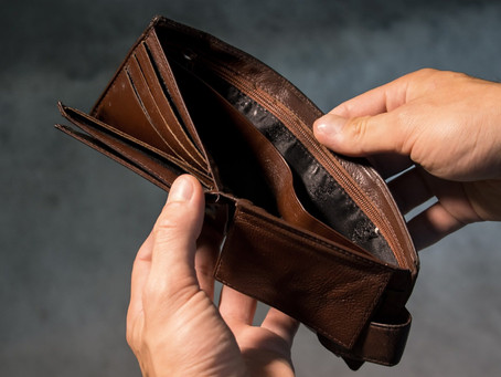 Geldsorgen aufgrund mangelnder Geldbildung?!