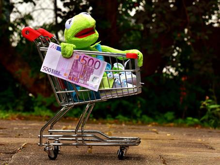 Sparen im Supermarkt!