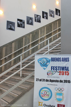 Exposició FICTS Buenos Aires 2015