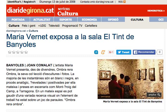 Diari de Girona Juliol 2008