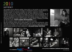 Calendari Solidari 2010