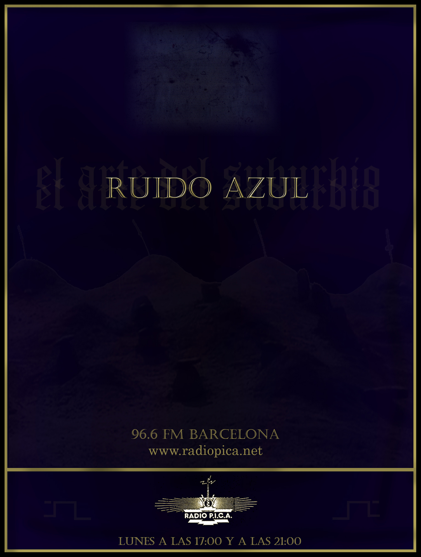 RADIO RUIDO AZUL