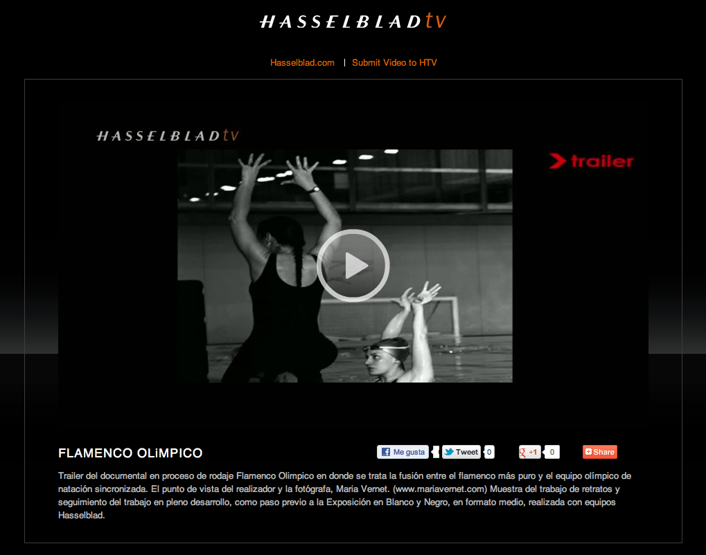 web HASSELBLADtv