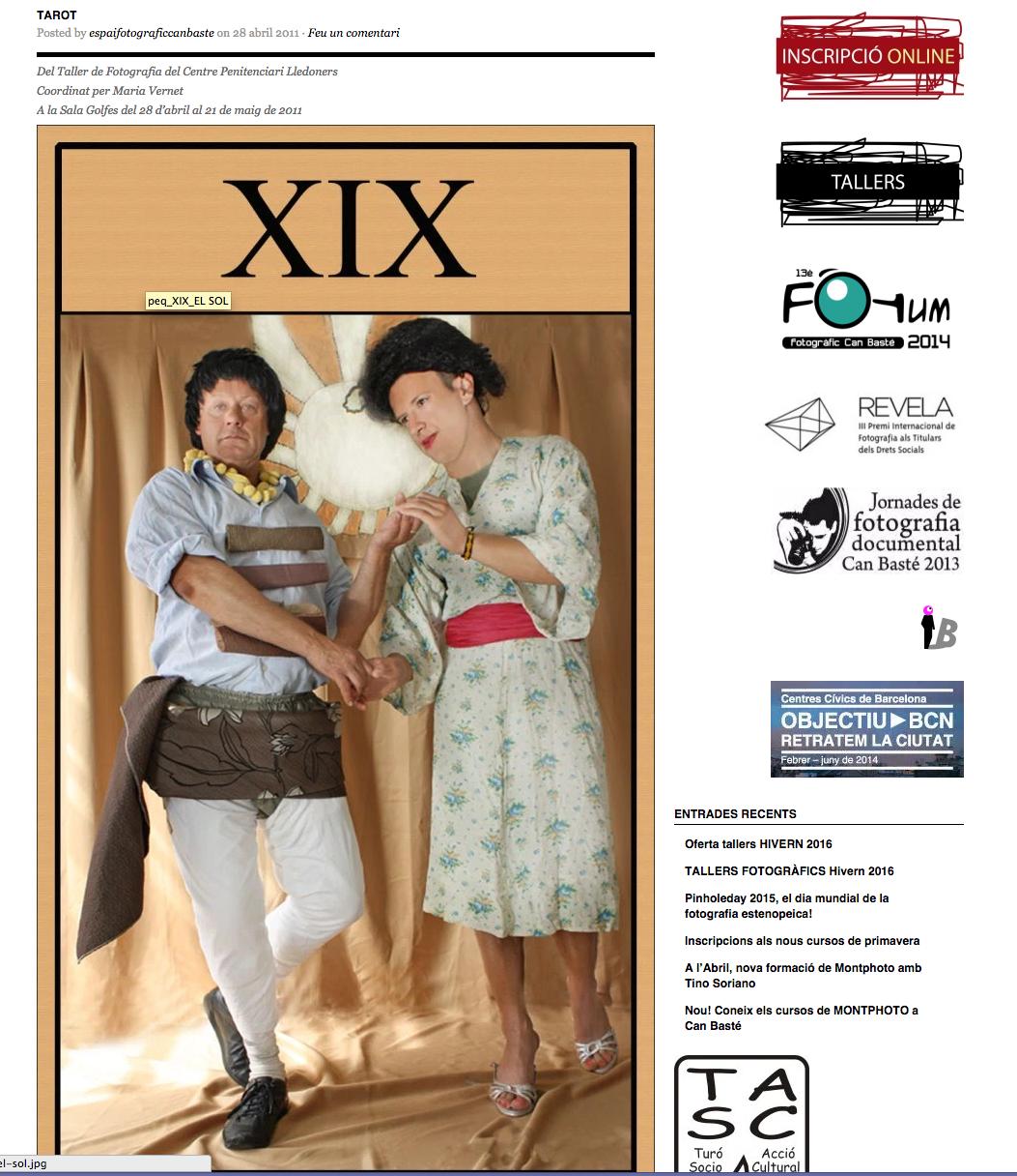 Exposició Alumnes, Barcelona 04/11