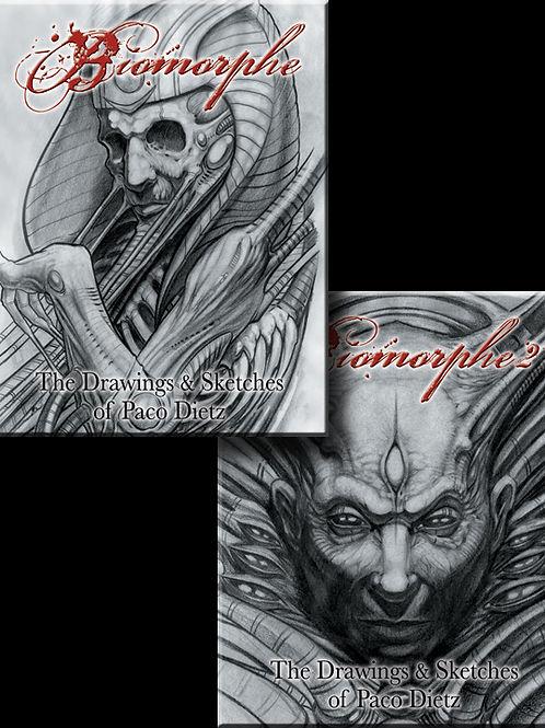 Biomorphe 1 & 2 (set)