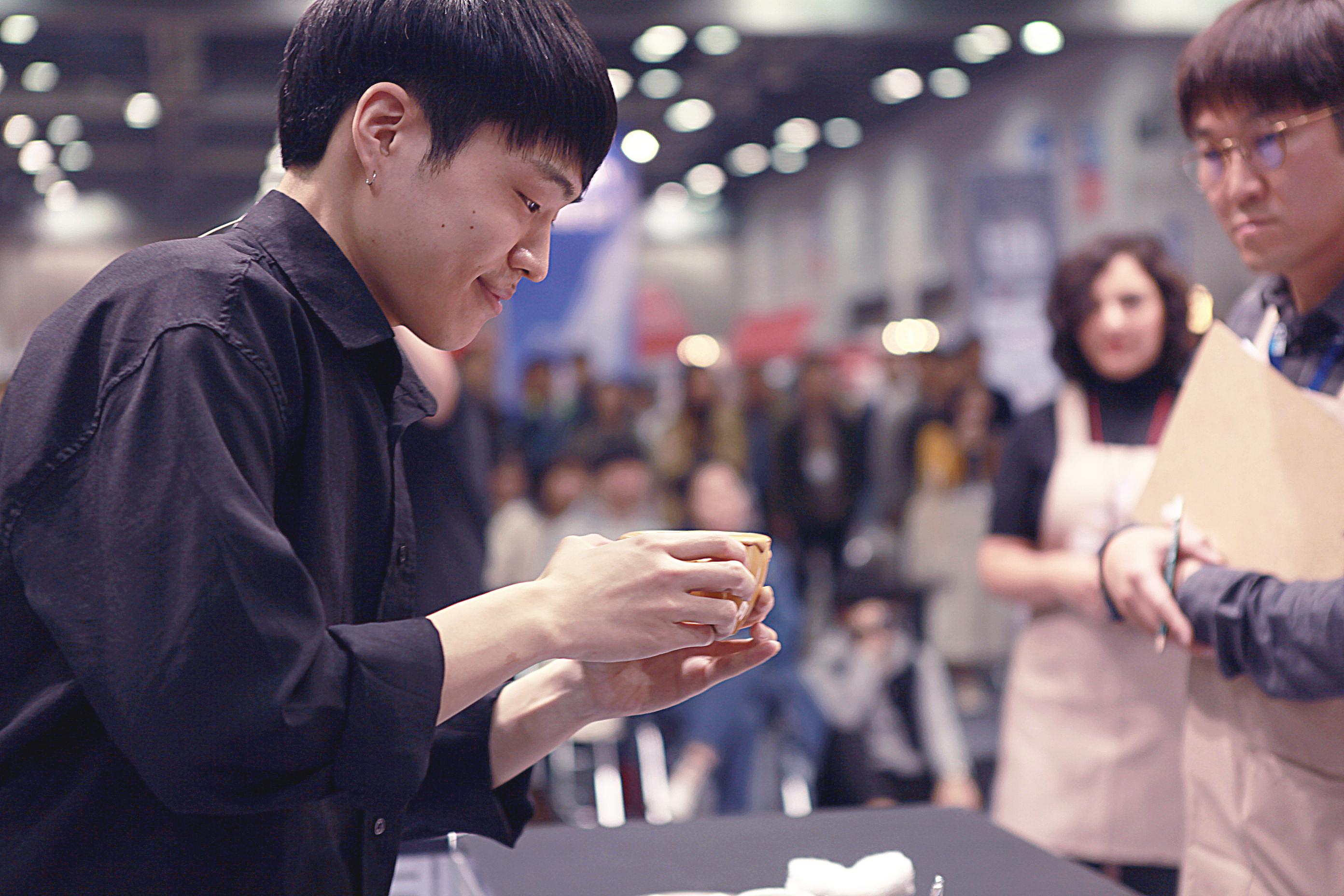 김영진바리스타112