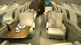 Bombardier Challenger 850 interior (11).