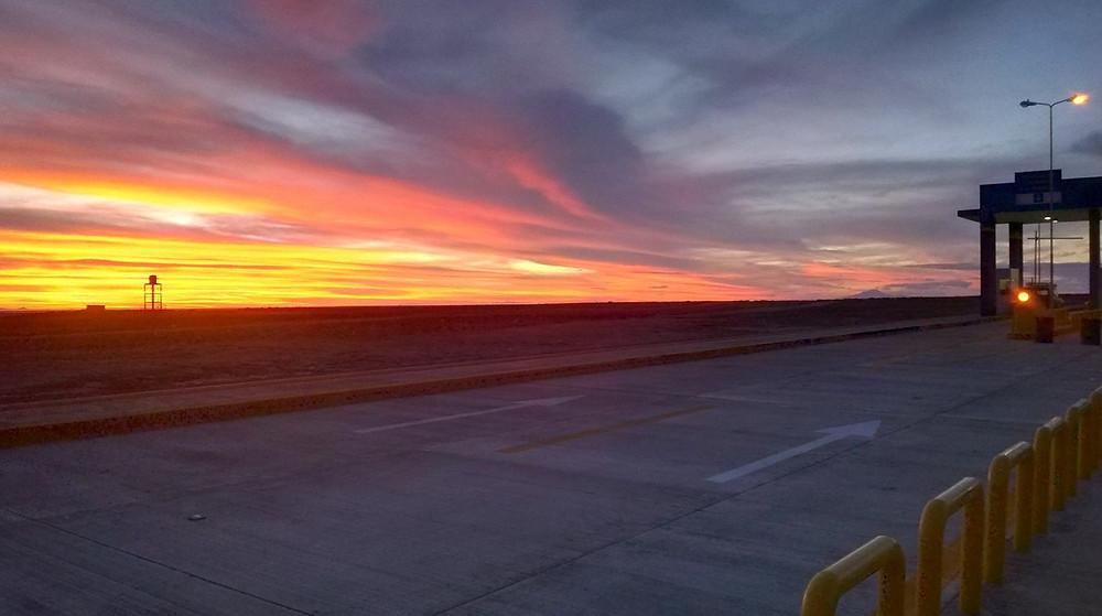 Atardecer Uyuni - Bolivia