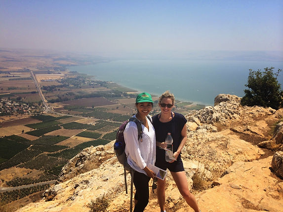 Arbel hikers.jpg