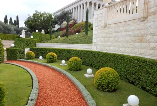 The Bahai Gardens - Haifa