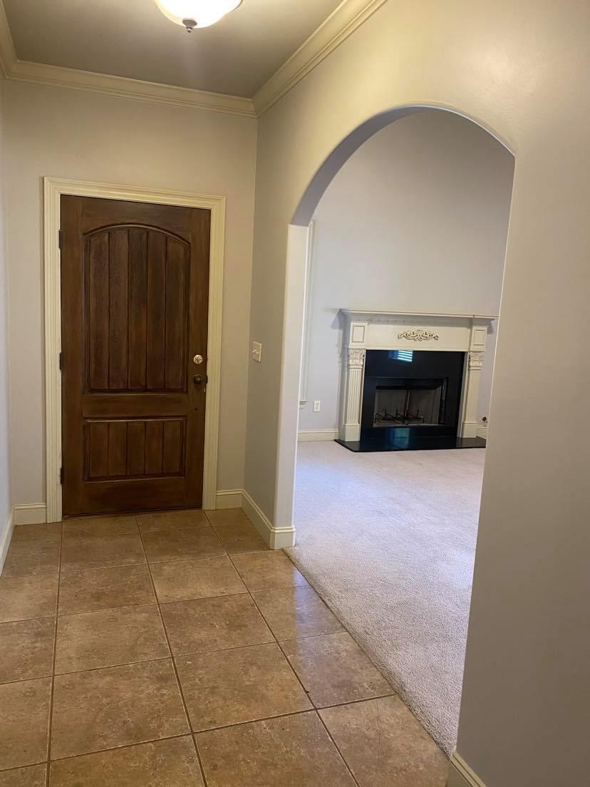 Entryway hall