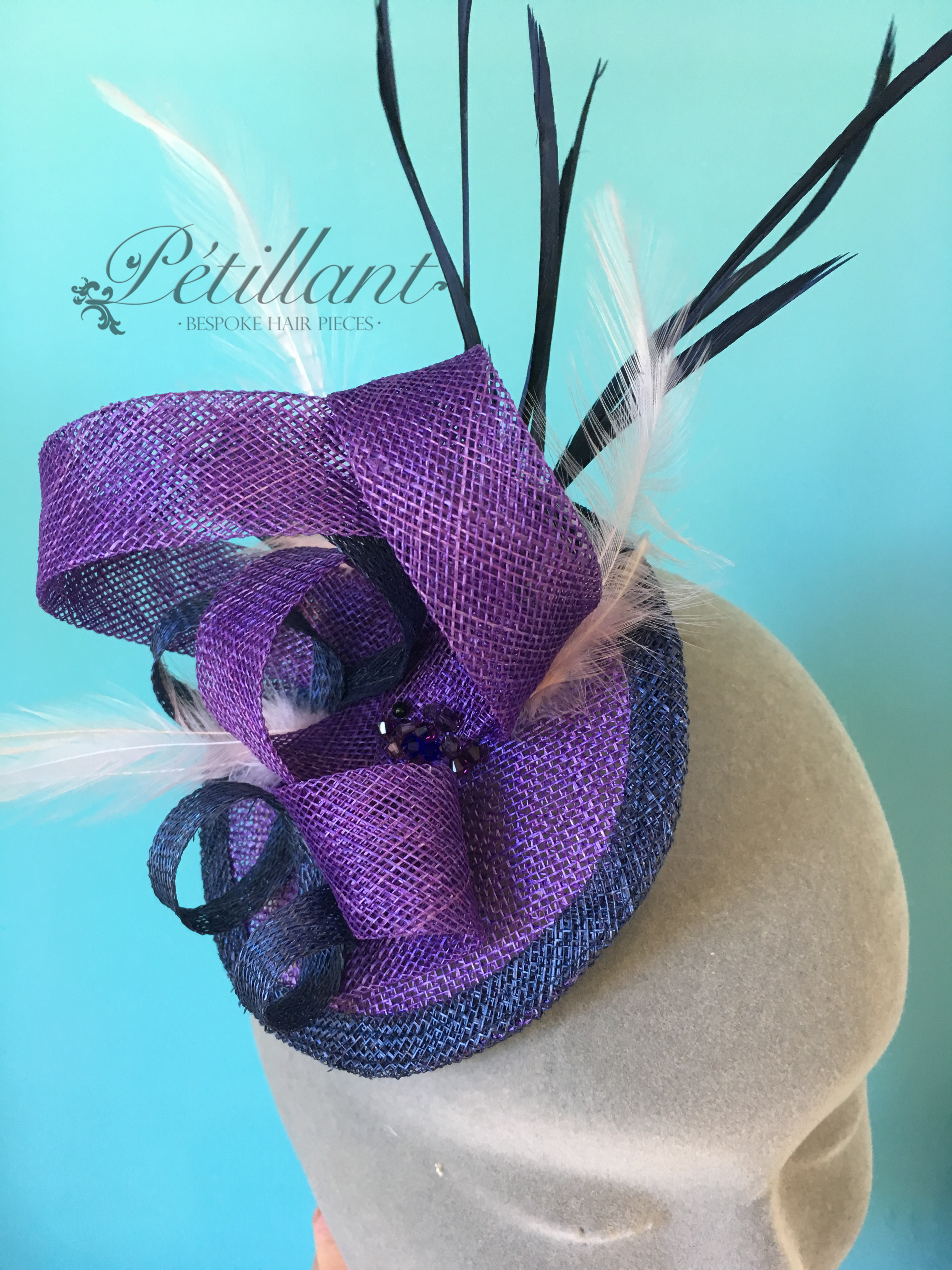 purple-and-navy-fascinator