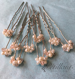 Multiple pins