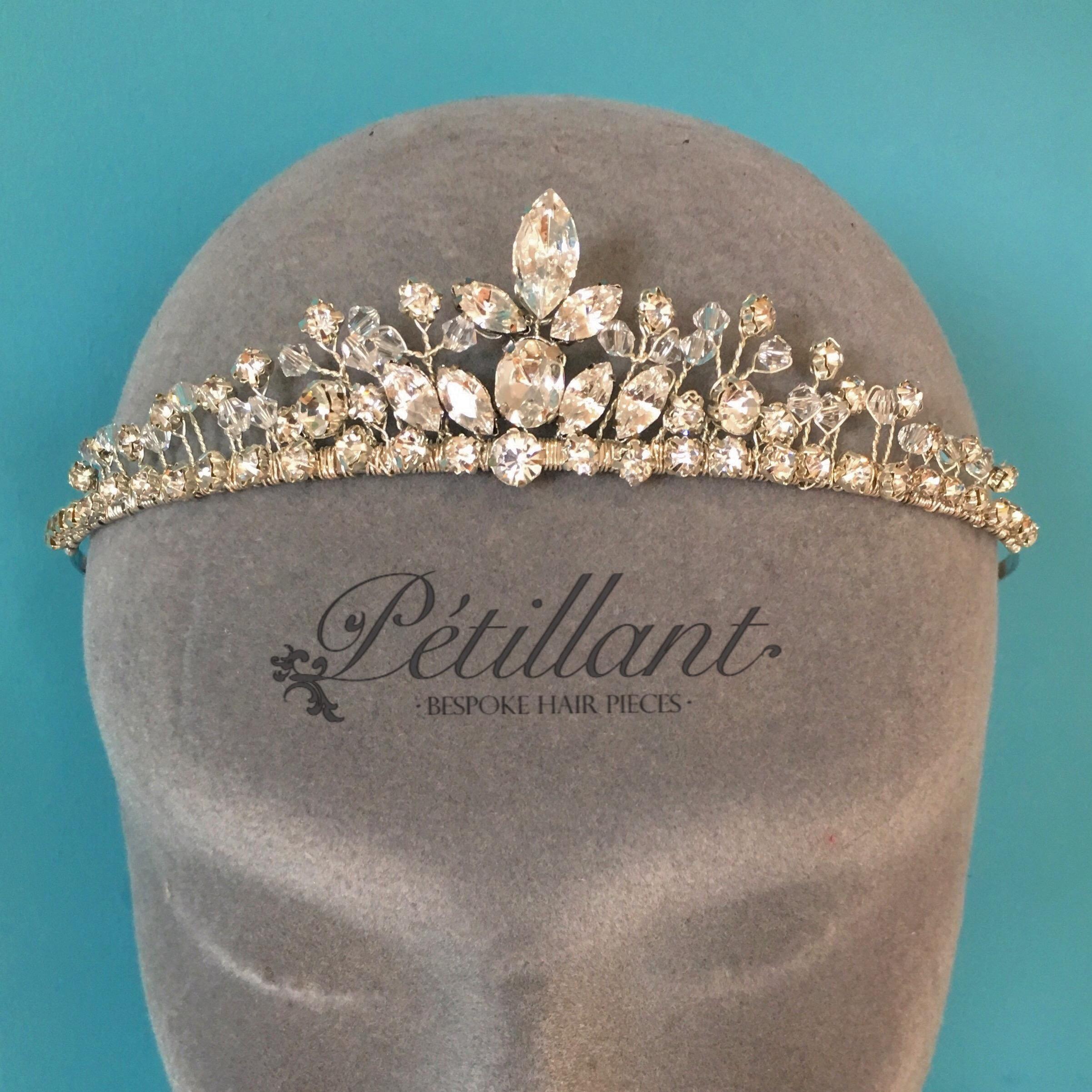 Classic princess tiara