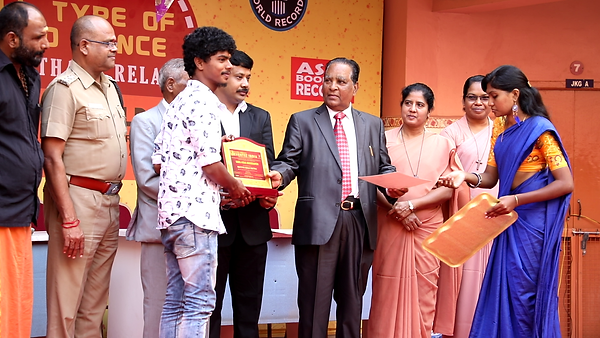 raaba media natiya  kala ratna awards 14