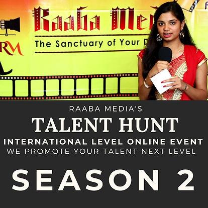 Raaba Media's Talent Hunt posters  (1).j