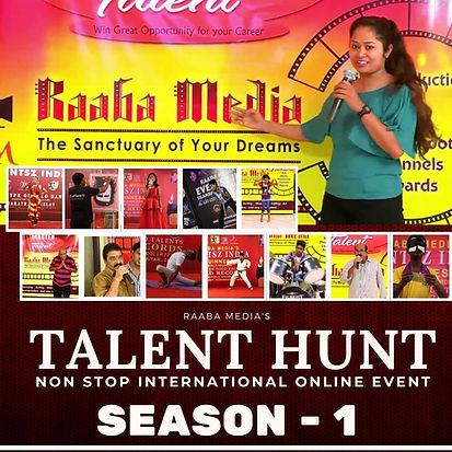 Raaba Media's Talent Hunt posters .jpg