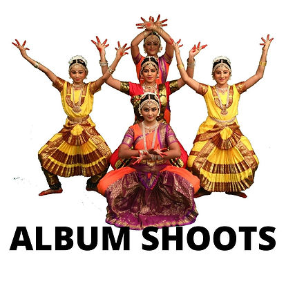 RAABA MEDIA'S ALBUM SHOOTS
