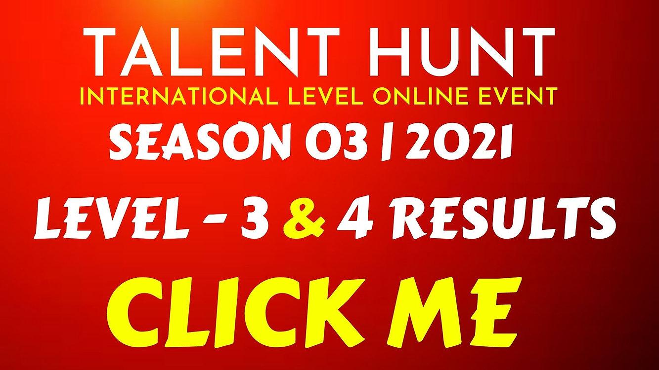 Copy of talent hunt non stop online even