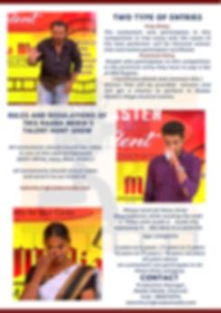_Raaba Media's Talent hunt film and medi